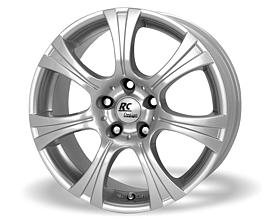 Brock RC15 (KS) 7x16 5x114,3 ET40 CB71,6 Stříbrný lak