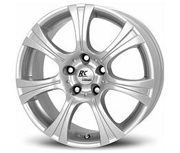 Brock RC15T (KS) 6,5x16 6x139,7 ET56 Stříbrný lak