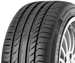 Continental SportContact 5 SUV 255/45 R19 100 V FR, ContiSeal Letní