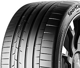 Continental SportContact 6 SUV 285/40 R22 110 Y AO XL FR, ContiSilent Letní