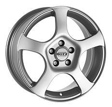 Dotz Imola 6,5x15 5x108 ET48 Stříbrný lak