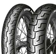 Dunlop D401 150/80 B16 71 H TL H.D., Zadní Cestovní