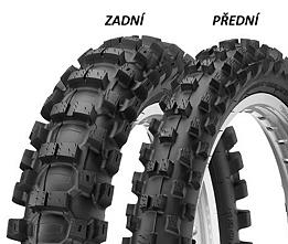 Dunlop GEOMAX MX31 2,75/- -10 38 J TT Zadní Terénní