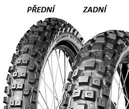 Dunlop GEOMAX MX71 80/100 -21 51 M TT Přední Terénní