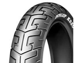 Dunlop K825 100/80 -10 53 L TL Přední/Zadní Skútr