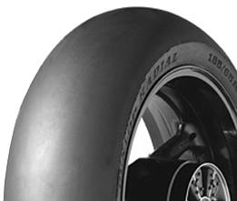 Dunlop KR106-3 125/65 R17 TL Přední Závodní