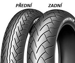 Dunlop SP MAX D220 ST 170/60 R17 72 H TL G, Zadní Sportovní/Cestovní