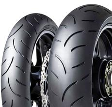 Dunlop SP MAX Qualifier II 170/60 ZR17 72 W TL Zadní Sportovní