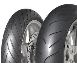 Dunlop SP MAX Roadsmart II 160/60 ZR18 70 W TL Zadní Sportovní/Cestovní