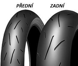 Dunlop SPORTMAX a-13 160/60 R17 69 H TL H, Zadní Sportovní