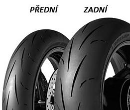 Dunlop SX GP RACER D211 M 190/55 ZR17 75 W TL Zadní Závodní