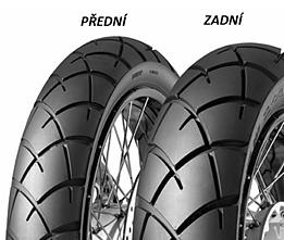 Dunlop TRAILMAX TR91 130/80 R17 65 H TL Zadní Enduro