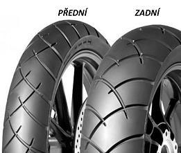 Dunlop TRAILSMART 120/90 -17 64 S TL Zadní Enduro