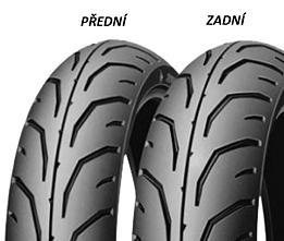 Dunlop TT900 2,5/- -17 43 P TT Přední/Zadní Sportovní/Cestovní