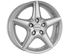 Enzo R 5,5x14 4x100 ET42 Stříbrný lak