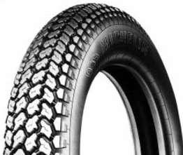 Michelin ACS 2,75/není -9 35 J TT Přední/Zadní Skútr