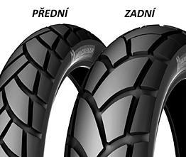 Michelin ANAKEE 2 F 110/80 R19 59 H TL/TT Přední Enduro