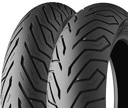 Michelin CITY GRIP 100/90 -14 57 P TL RF RF, Zadní Skútr