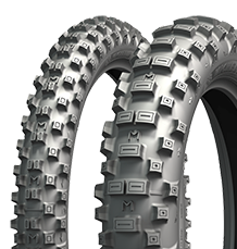 Michelin ENDURO 140/80 -18 70 R TT Medium, Zadní Terénní