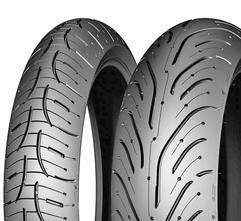 Michelin PILOT ROAD 4 120/70 ZR17 58 W TL Přední Sportovní/Cestovní