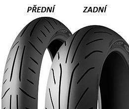 Michelin POWER PURE SC F 120/70 -12 51 P TL Přední/Zadní Skútr