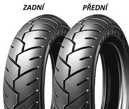 Michelin S1 3/- -10 42 J TL/TT Skútr