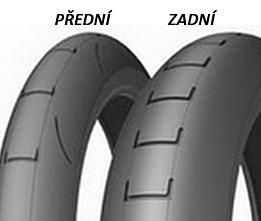 Michelin SM 29B 12/60 -16 TL Přední Závodní
