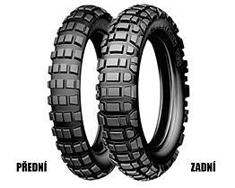 Michelin T63 130/80 -18 66 S TT Zadní Terénní