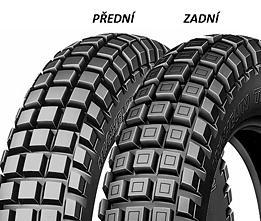 Michelin TRIAL COMPETITION 2,7/- -21 45 L TT Přední Terénní