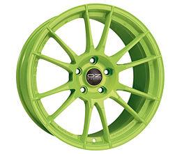 OZ ULTRALEGGERA HLT Green 8,5x20 5x130 ET50 Zelený lak