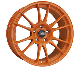 OZ ULTRALEGGERA HLT Orange 8,5x19 5x112 ET47 Oranžový lak