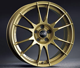 OZ ULTRALEGGERA HLT RG 11x20 5x130 ET57 Zlatý lak