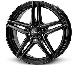 Rial M10 (SCH) 7x16 5x112 ET38 Černý mat