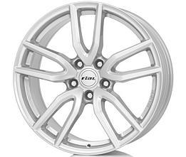 Rial Torino (PS) 6,5x16 5x114,3 ET40 Stříbrný lak
