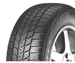 BAZAR - Bridgestone Blizzak LM-25 205/45 R17 84 V Mini RFT-dojezdová FR Zimní