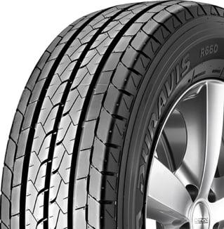 Bridgestone Duravis R660 195/70 R15 C 104 S Letní