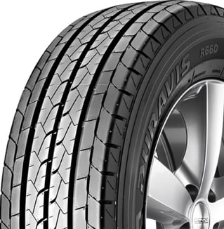 BAZAR - Bridgestone Duravis R660 205/70 R15 C 106 R Letní