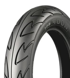 Bridgestone Hoop B01 100/80 -12 53 J TL Zadní Skútr