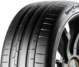 Continental SportContact 6 285/40 R22 106 Y MO FR, ContiSilent Letní