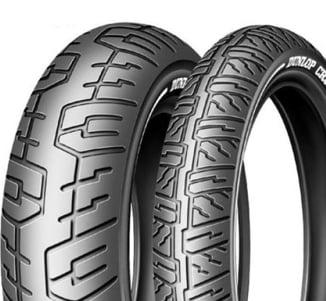 BAZAR - Dunlop CRUISEMAX 130/90 -16 67 H TL WWW, Přední Cestovní