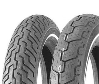 Dunlop D402 MU/85 B16 77 H TL H.D., WWW, Zadní Cestovní