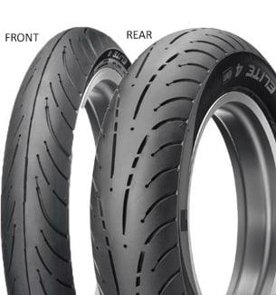 Dunlop ELITE 4 150/90 B15 80 H TL Zadní Cestovní