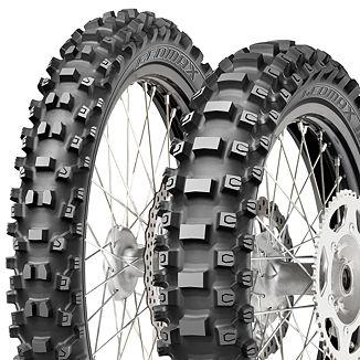 Dunlop Geomax MX33 60/100 -10 33 J TT F, Přední Terénní
