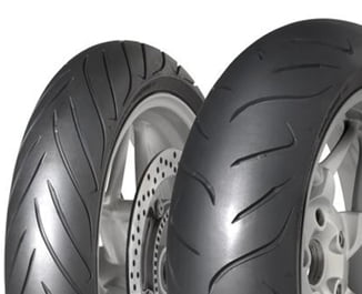 Dunlop SP MAX Roadsmart II 190/55 ZR17 75 W TL Zadní Sportovní/Cestovní