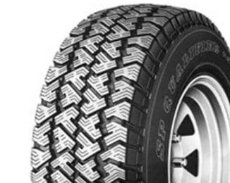 Dunlop SP Qualifier TG20 215/80 R16 107 S XL Univerzální