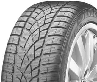 BAZAR - Dunlop SP WINTER SPORT 3D 235/45 R17 94 H MOE ROF-dojezdová MFS Zimní