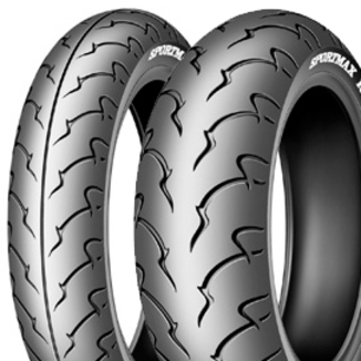 Dunlop Sportmax D207 180/55 ZR18 74 W TL Zadní Sportovní