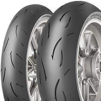 Dunlop Sportmax GP Racer D212 180/55 ZR17 73 W TL E, Zadní Sportovní