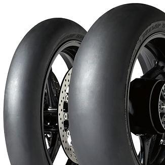 Dunlop Sportmax GP Racer Slick D212 200/55 R17 TL E, Zadní Závodní