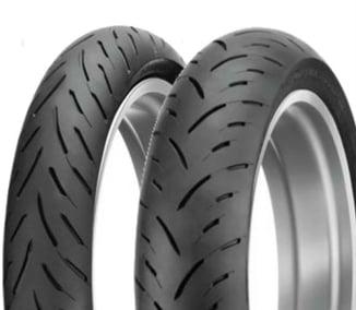 Dunlop SPORTMAX GPR300 110/70 ZR17 54 W TL F, Přední Sportovní